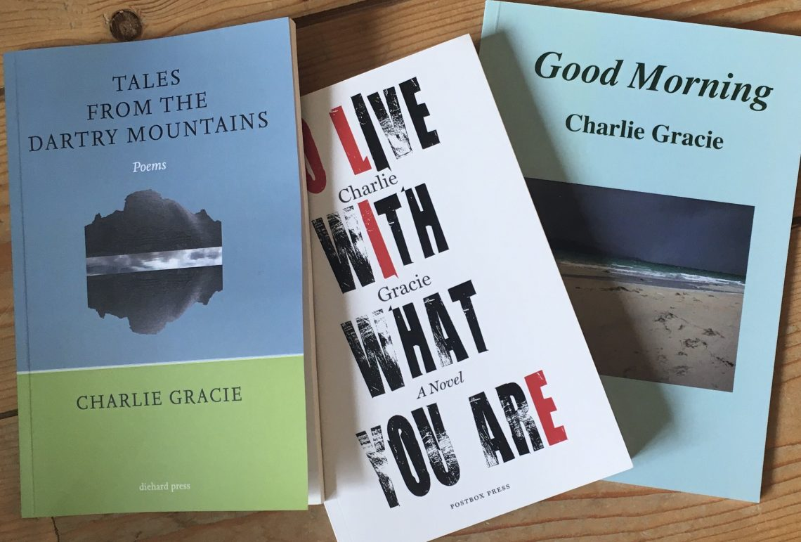Buy Charlie Gracie's books